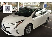 PCO - 2017 TOYOTA PRIUS HIRE RENTAL | UBER READY | SAVE MONEY