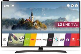 "Brand New LG TV 55"""