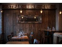 WAITRESS/WAITER - SW15 - Busy steak restaurant - IMMEDIATE START!