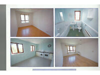 Spacious two bed flat in modern development in St Clair Ave