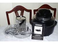 Cooker Air Frying Cooker with Rotisserie