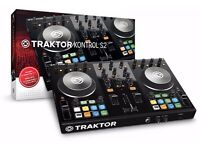 Traktor Kontrol S2 Mk2 - Control S2 MkII Native Instruments - EXCELLENT CONDITION ORIGINAL PACKAGING