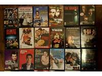 Job Lot Of DVDs or £1 each