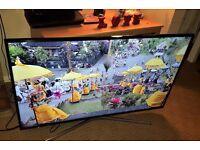 "SAMSUNG UE50KU6020 Smart 4k Ultra HD HDR 50"" LED TV"
