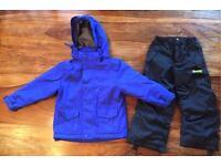 Ski clothes (3-4)
