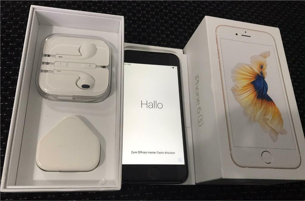 Apple iPhone 16gb space grey unlocked mobile phonein Bethnal Green, LondonGumtree - Excellent condition,not any scratches on the phone,still hard screen protector on the screen. Comes with all accessories but comes in a IPhone 6s box, Collection from my home address only. Thanx