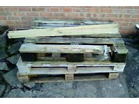 Wooden pallets - free to collect
