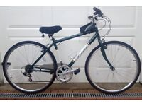 *REDUCED* PRICE CLIFTON REAL HYBRID SIX SPEED 18 INCH FRAME VINTAGE STYLE BIKE & PLUS EXTRAS
