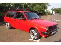 VW BREADVAN MK2 POLO 1983