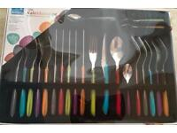 24 piece set cutlery New