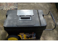 stanley portable tool box, good condition