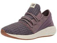 New Balance Fresh Foam Cruz Decon Shoes - Light Shale/Dark Cashmere - Size 9.5