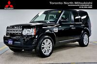 2012 Land Rover LR4 HSE NO ACCIDENT
