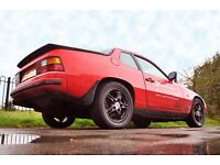 Porsche 924 & 944 breaking for spares parts inc turbo, S and 3.0, 2.5 manual and auto