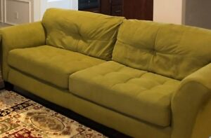 Sofa 3 Seater with nice pillow(Need go as soon as possible)