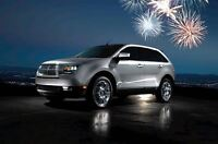 2009 Lincoln MKX LIMITED,Navigation,Pano Roof
