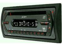 Sony Drive-S CDX-S2050 CD Car Stereo