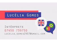 Intérprete (Português)