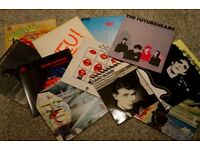 Record collections wanted! Vinyl, CD's, Hi-fi!
