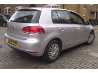 VW VOLKSWAGEN GOLF 1.6 NEW SHAPE 2009 **** 5 DOOR HATCHBACK