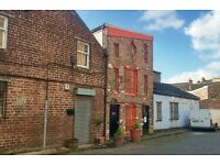 Building - ideal for vintage/clothes shop, maker/vendor, workshop/retail in the Hidden Lane