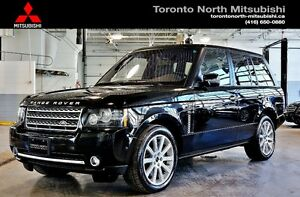 2012 Land Rover Range Rover Supercharged NO ACCIDENT