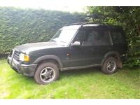 Landrover Discovery TDI