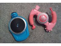 Bopit extreme 2 and Bopit Beats games