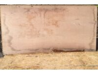 1x 8' x 4' Plywood Sheet 9mm thick