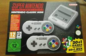 Super Nintendo Mini Snes Brand New