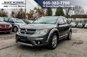 2013 Dodge Journey R/T AWD, 8 PASSENGER, GPS NAVI, BACKUP CAM, D
