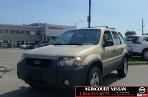 2007 Ford Escape XLT  AS-IS SUPER SAVER 