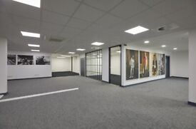 New workspace hub   Spaces from 11 desks   ALL-INCLUSIVE PRICING