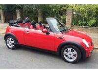 2004 MINI COOPER CONVERTIBLE POWER ROOF AIR CONDITIONING PARKING SENSORS MINI CABRIOLET COOPER ONE S