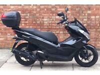 Honda PCX 125cc (15 REG), Excellent Condition, Only 1200 miles!
