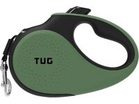TUG 360° Tangle-Free, Heavy Duty Retractable Dog Lead (excellent condition as hardly used).
