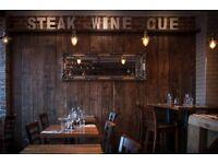 BARTENDER/WAITER - SW15 PUTNEY - Busy steak restaurant - IMMEDIATE START!