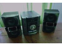 Sony MHC-RG295 Hi Fi