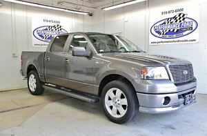 2007 Ford F-150 FX2***LEATHER PACKAGE***
