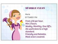 Cleanings service's