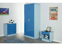 🎊🎁🎉100% Quality 🎊🎁🎉Bed Room Set Alina 2 Doors Wardrobe In Diff Colors-Fastest Delivery