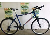 """USED KONA fire mountain 21"""" (Pedal Forth, Leith)"""