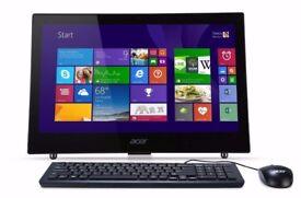 Acer Aspire Z1-601 HD Desktop,Intel Celeron N2830,4GB RAM,500 GB HDD,Windows10