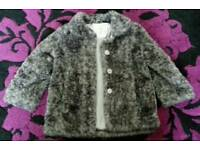 Girls coat age 6