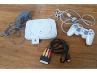 Sony PS1 Playstation 1 Slim Console