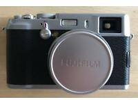 Tested/Unused Fujifilm FinePix X100