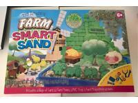 Farm smart sand