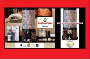 OWN A COFFEE VENDING BUSINESS That Practically Runs Itself - Locations Included!