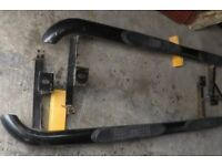 land rover Discovery 3 side steps