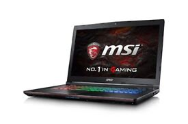 MSi Dominator Pro 4K Ultra HD Laptop i7 7820HK 32GB RAM 1000GB 512GB SSD GTX 1070 Gaming Windows 10
